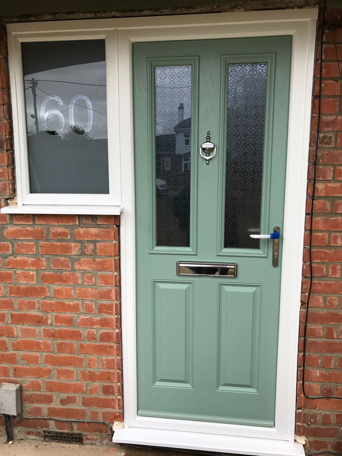 Composite doors oxford side windows oxford for Window and door company